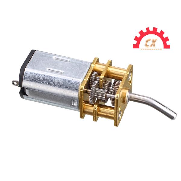 减速微型电机