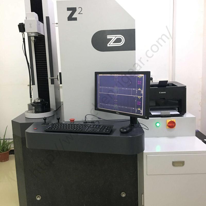 智达Z2齿轮测量中心