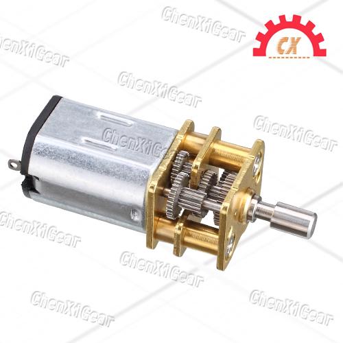 N20微电机减速器